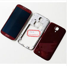 Red Housing LCD Screen Touch Digitizer for Verizon CDMA Samsung Galaxy S4 i545