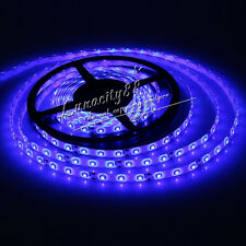 5M 3528 300 SMD LED Strip Light RGB Ribbon Tape Roll IP20/IP65 For Gaden Deor