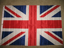 4x6 ft British Union Jack United Kingdom (UK Great Britain) Country Flag Banner