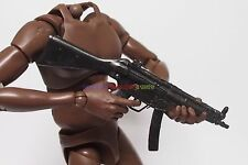 "1 x New 1/6 Scale MP5A2 Submachine Gun SWAT US Soldiers For 12"" Action Figure"