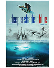 A DEEPER SHADE OF BLUE - The Greatest Surf Story Ever Told - SURF DVD