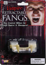 Special FX Retractable Fangs Vampire Costume Accessory fnt
