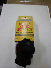 Battery Heated Socks Unisex  Shoe Size 8 - 9.5 - Great Item