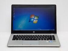 "HP Ultrabook Folio 9470m 14"" Core i5-3437u 1.9/8/320GB Win7 Webcam Slim Laptop"