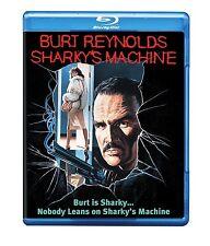 SHARKY'S MACHINE (Burt Reynolds)   -  Blu Ray - Sealed Region free for UK