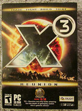 X3: Reunion  (PC, 2005) XCom Enlight PC Game