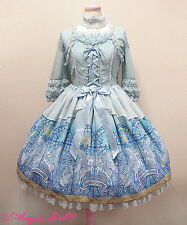 Genuine Angelic Pretty Luminous Sanctuary Dress with choker Lolita BNWT Japan
