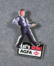 PIN LET´S SCAN! AGFA  (AN1647)