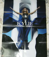 "Kylie Minogue Aphrodite Taiwan Promo ""folded"" Giant Poster (34""X23"")"