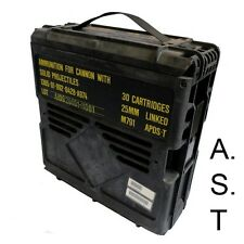 U.S BRADLEY 25MM AMMO BOX