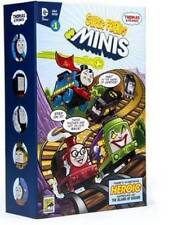Thomas The Train Tank Engine SDCC DC SuperFriends Minis Batman Superman Set