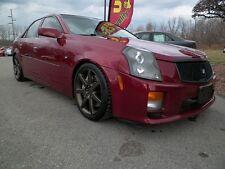 Cadillac: CTS 4dr Sdn
