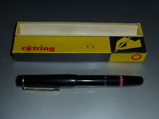 rOtring Kolbenfüller RAPIDOGRAPH 0,4 mm mit Kegelschlüssel NEU/OVP N° 8