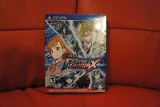NEW! Dengeki Bunko: Fighting Climax Bonus Edition PlayStation Vita 2015
