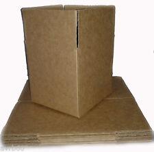 5 emballage paroi unique ou des boîtes de port 4 x 4 pouces nouveau cube