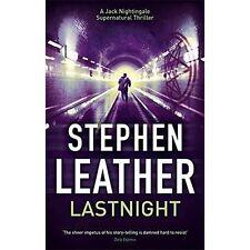 Lastnight (Jack Nightingale)-ExLibrary