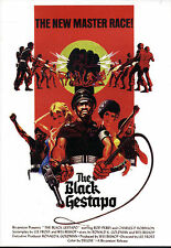 THE BLACK GESTAPO.