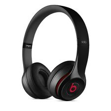 BEATS SOLO2 HEADPHONES+ON EAR+FINE TUNED ACOUSTICS+MIC+FOLDABLE+CARRY CASE