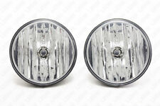 OE Clear Lens Fog Light Assembly For 07-13 GMC Sierra 1500 2500HD 3500HD w/Bulbs