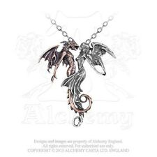 P453 THE CHEMICAL WEDDING  Alchemy Gothic Of England  PENDENT