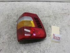 99 00 01 02 Jeep Laredo Left Rear Taillight Stop Brake Light Lamp 27322
