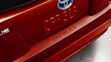 Genuine Toyota Rear Bumper Applique for 2016-2017 Toyota Prius