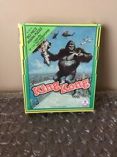 "HG Toys ""KING KONG"" 150-pc 14""x10"" Fully Interlocking JIGSAW PUZZLE 1976 SEALED"