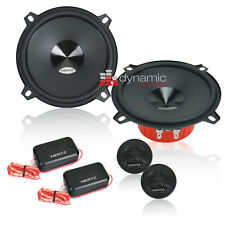 "HERTZ DSK 130.3 5-1/4"" Dieci Series 2-Way Car Audio Component Speakers System"