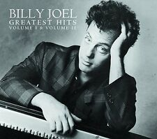 BILLY JOEL - GREATEST HITS VOLUME I & VOLUME II:  2CD SET (1985)