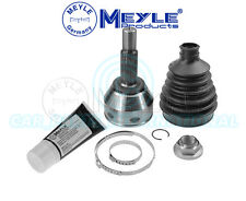 Meyle CV Joint Kit / DRIVE SHAFT JOINT KIT Inc.. Boot & grasso n. 714 498 0025