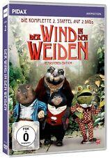 Der Wind in den Weiden - Staffel 2 * DVD Puppentrickserie Kenneth Grahame Pidax
