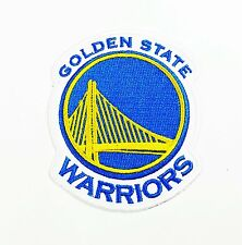 NBA Golden State Warriors Embroidered Iron On / Sew On Patches