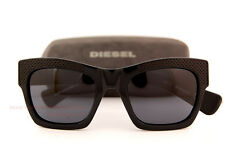 Brand New Diesel Sunglasses DL 1978 Color 01A BLACK/GREY 100% Authentic