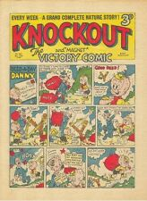 UK COMICS KNOCKOUT COLLECTION OF BOYS ADVENTURE COMICS ON DVD