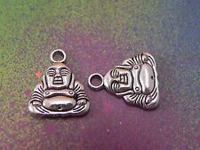 15 Buddah Charms Buddhist Buddhism Enlightened Pendant Budda Charm Religous