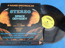 LONDON PHILHARMONIC ORCHESTRA,STEREO GOLD, SPACE ODYSSEY, LP, 1973, MER 372