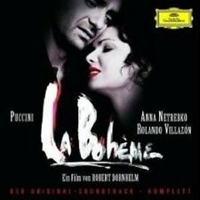 "ANNA NETREBKO/R. VILLAZON ""LA BOHEME HIGHLIGHTS"" CD NEU"