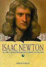 Isaac Newton : Mi Mejor Amigo Es la Verdad by Philip Steele (2007, Paperback)