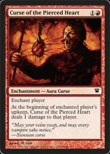 Curse of the Pierced Heart x4 Magic the Gathering 4x Innistrad mtg card lot