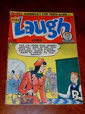 LAUGH COMICS #30 (1948)  VG+ (4.5) cond. ARCHIE, KATY KEENE, SUZIE, WILBUR VHTF