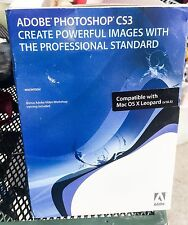 Adobe Photoshop CS3 for Mac (Retail)