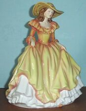 Royal Doulton HEARTFELT WISHES Pretty Ladies Figurine Signed by Michael D HN5421