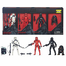 Star Wars The Black Series Imperial Forces 6-Inch Action Figures - Exclusive