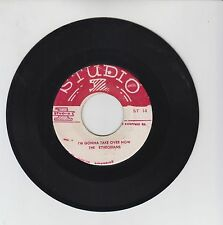 """STUDIO ONE/ HOME MADE,  I'M GONNA TAKE OVER NOW  -  THE ETHIOPIANS  ( 66 SKA 7"""")"""