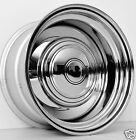 "*SALE* 15"" x 5"" 7"" 8"" SMOOTHIE CHROME steel WHEELS RIMS Ford HOLDEN XY HQ HOTROD"