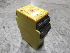 USED Pilz PNOZ XV2P Safety Relay Module 777502102585