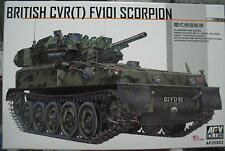 AFV CLUB 1/35 British CVR(T) FV101 Scorpion vehicle