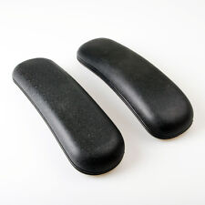 """Global Chair Replacement Parts 2 PC Arm Pads Armrest Univeral 4"""" Mounting Hole"""