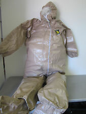 KAPPLER System CPF 3 Hazmat Protective Suit / Coverall, Size XXL