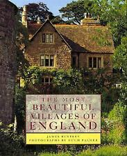 The Most Beautiful Villages of England Bentley, James